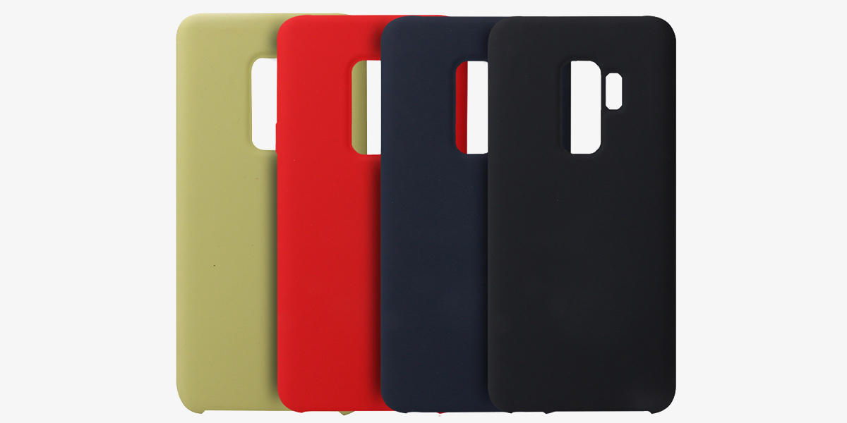 good quality samsung s7 cover silicone manufacturer for galaxy s9