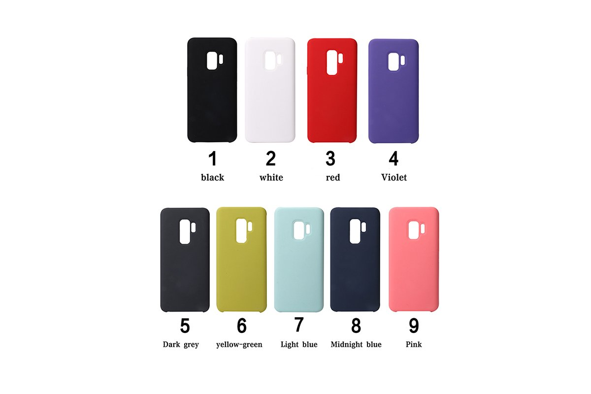 good quality samsung s7 cover silicone manufacturer for galaxy s9-22
