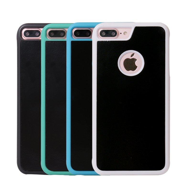 PC+TPU+Nano Black Anti Gravity Phone 8 Case PC0003