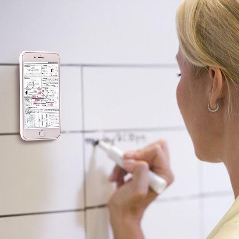PC+TPU+Nano Black Anti Gravity Phone 8 Case PC0003
