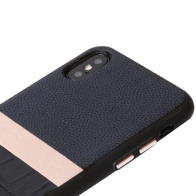 Shockproof Stitching PU Leather Samsung Galaxy J4 Phone Case PC0008