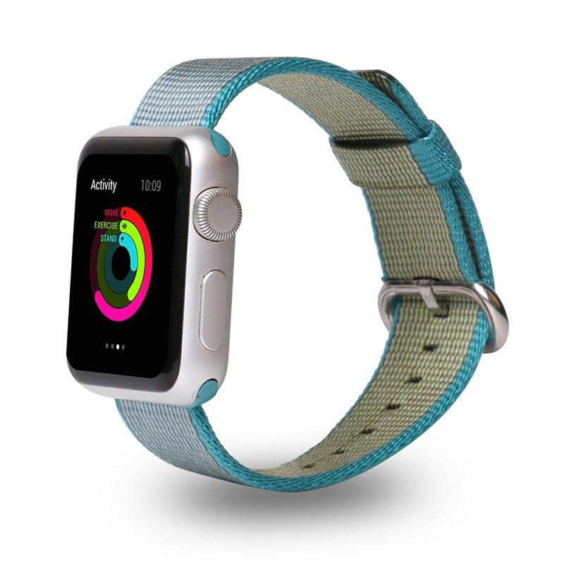 Apple Watch Woven Nylon band WB0003