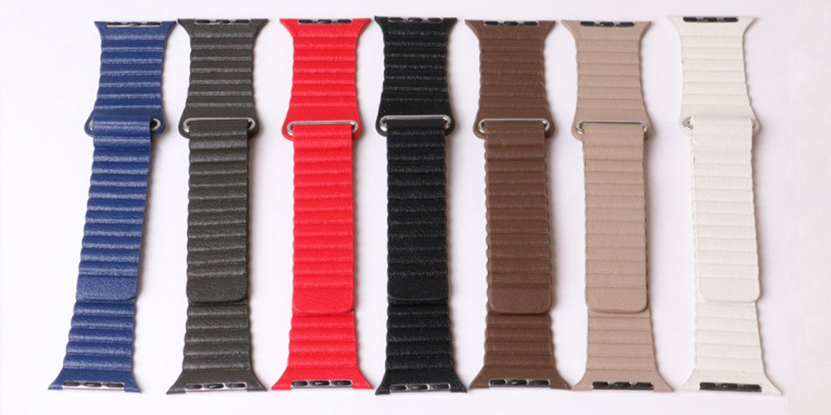 Vserstore solid cute apple watch bands wholesale for sport watch-11