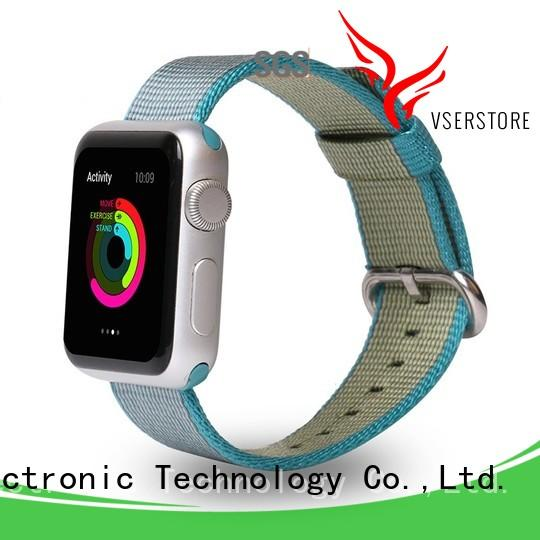 Vserstore comfortable rubber watch bands online for sport watch