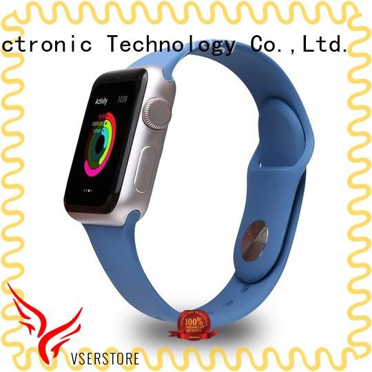 Vserstore leather iwatch straps wholesale for watch