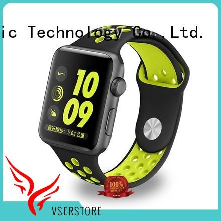 Vserstore wb0002 rubber watch bands directly price for watch