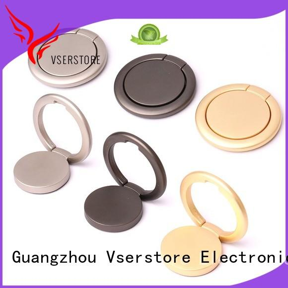 Vserstore convenient phone holder for hand factory price for Samsung