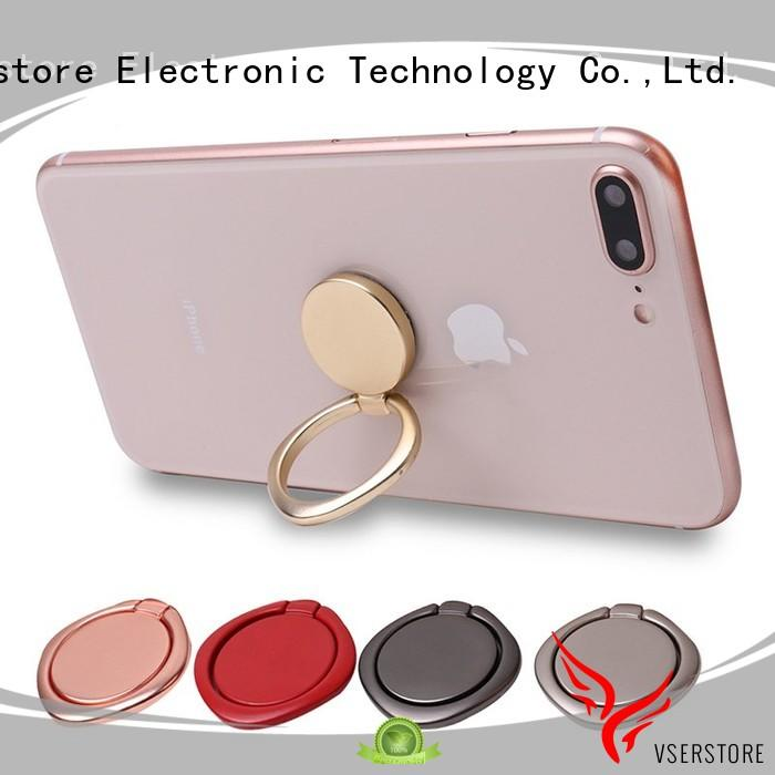 convenient mobile ring holder shape personalized for phone