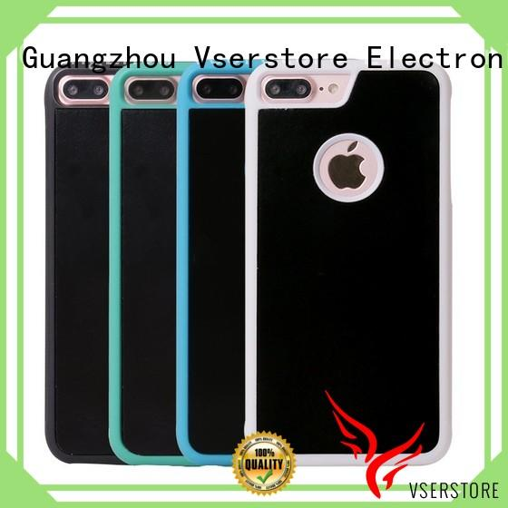 Vserstore shell iphone case with light supplier for iphone x