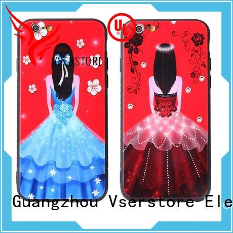 Vserstore exquisite apple iphone cover factory price for Samsung