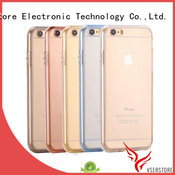 Vserstore transparent iphone cover case wholesale