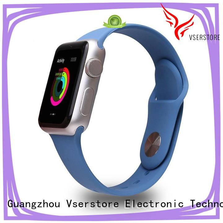 Vserstore reliable rubber watch straps wholesale for watch