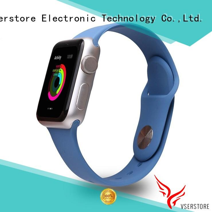 Vserstore reliable iwatch wrist bands wholesale for sport watch