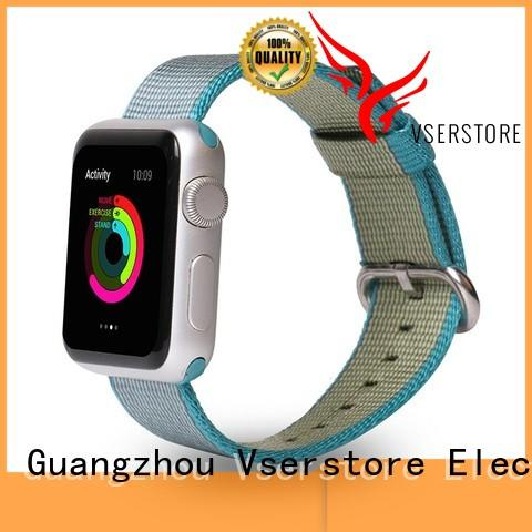 Vserstore solid silicone watch bands wholesale for sport watch