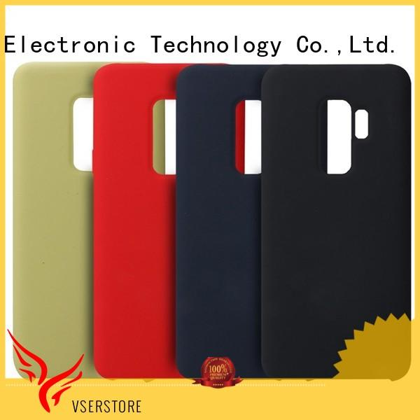 Vserstore soft-touch samsung galaxy cases wholesale for galaxy s9