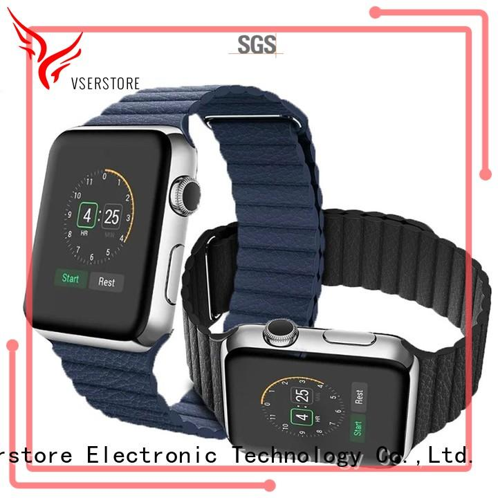 Vserstore solid iwatch wrist bands online for apple watch