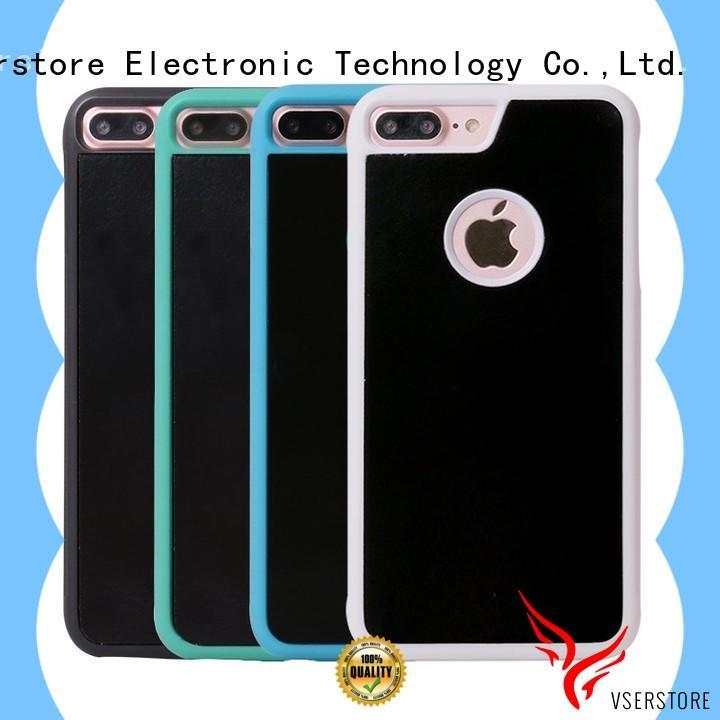 Vserstore transparent iphone hard case supplier for Samsung