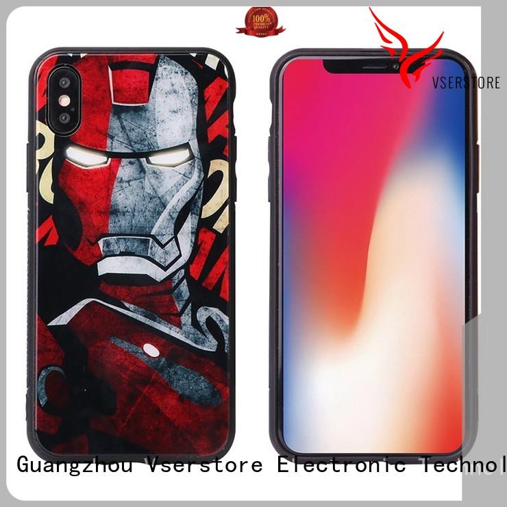 Vserstore exquisite iphone case brands factory price for iphone xs