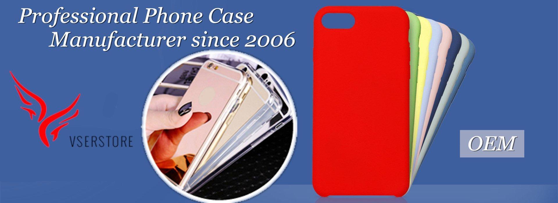 Custom Phone Case Manufacturer