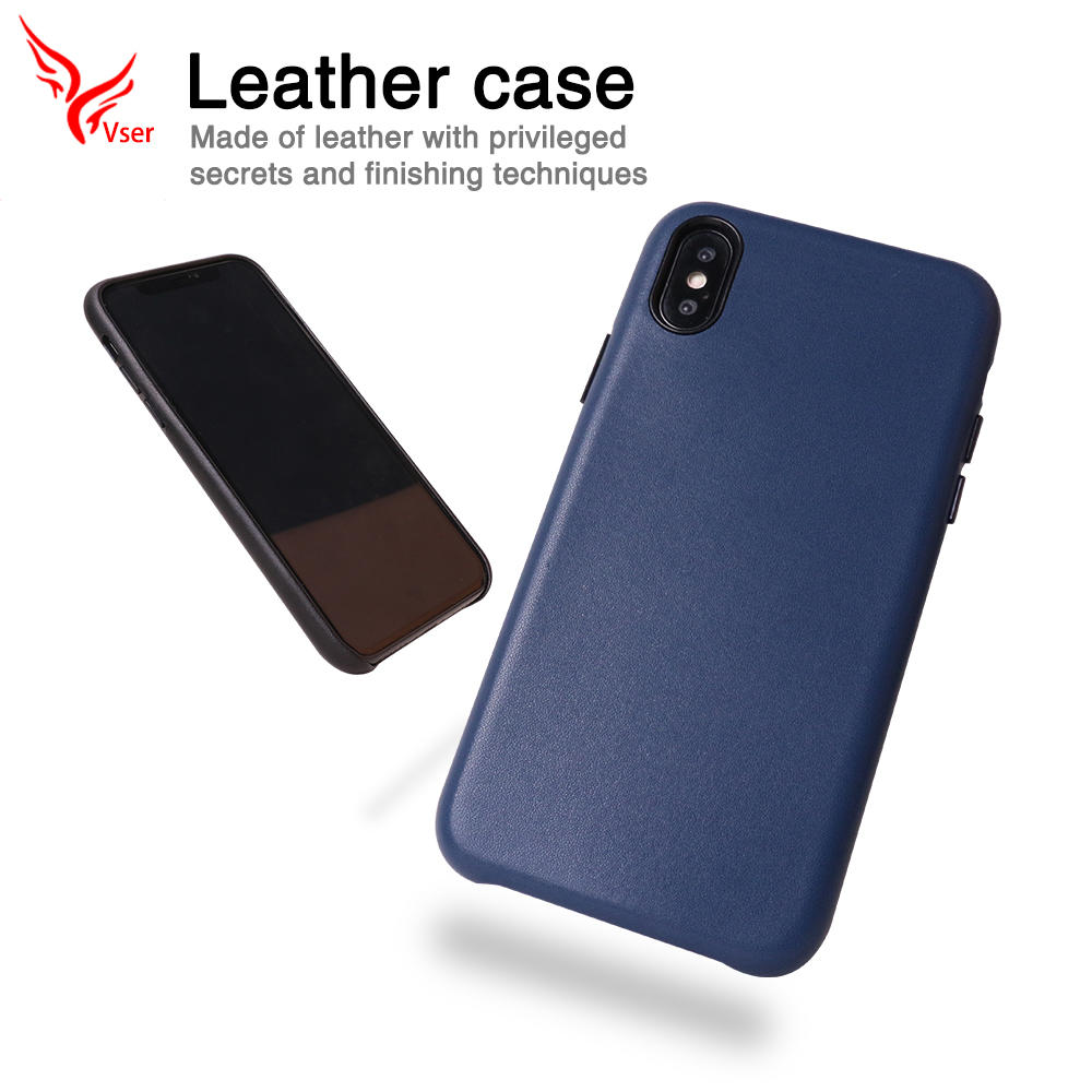 Original Pu Leather Phone case For Iphone