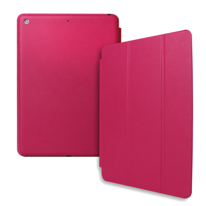 Pu leather Smart case for ipad
