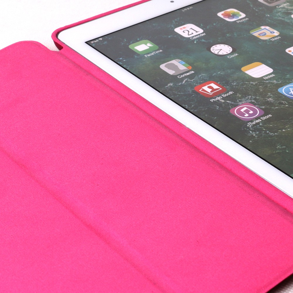 slim apple ipad cover case from China for ipad pro-5