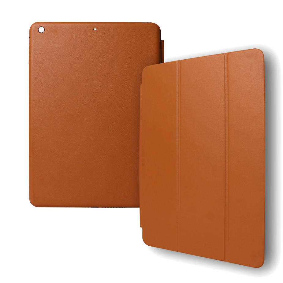 Pu leather smart case for ipad Air 1