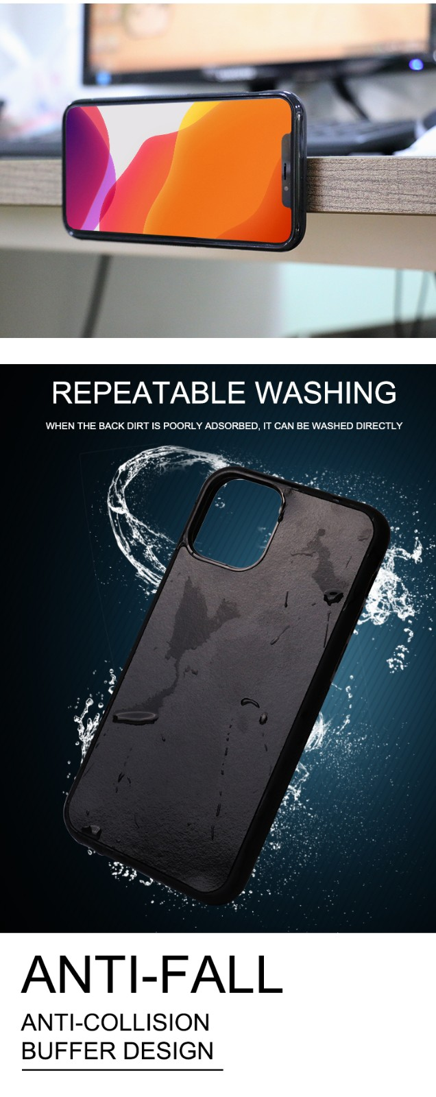 Vserstore durable phone case cover supplier-5