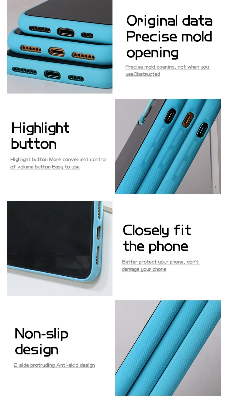 Vserstore soft designer cell phone cases factory price for for iphone-7