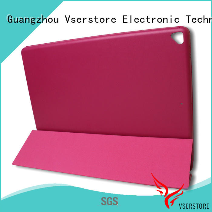 Vserstore pro leather ipad case supplier for ipad