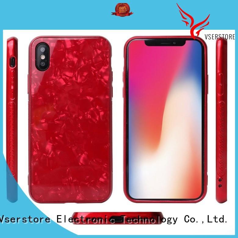 Vserstore black unique iphone cases wholesale for iphone xs