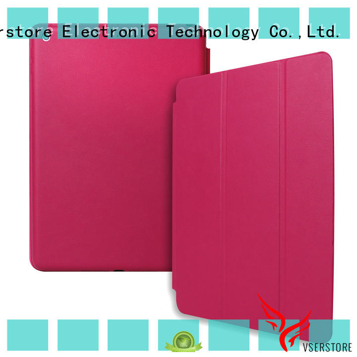 Vserstore ipad leather ipad case promotion for ipad air
