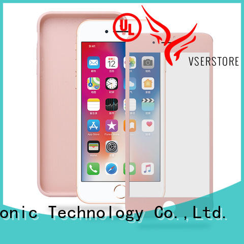 Vserstore protector light up iphone case wholesale for iphone x