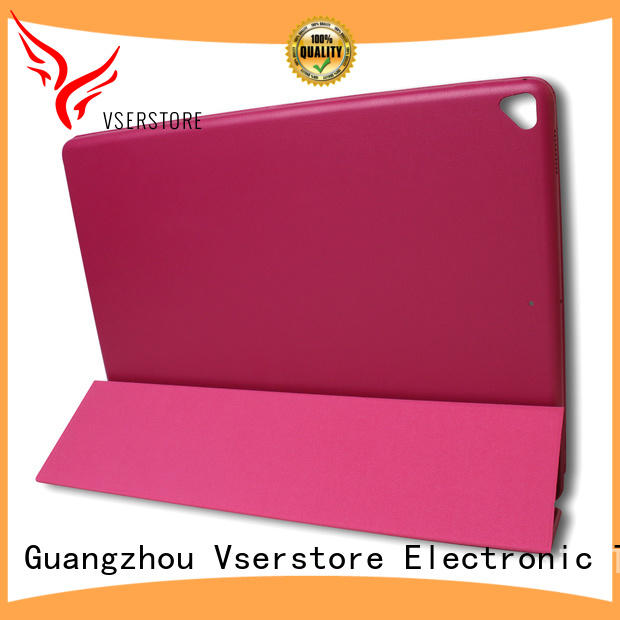 Vserstore leather apple ipad case promotion for ipad