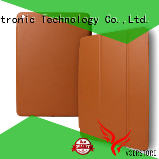 durable leather ipad case smart promotion for ipad air