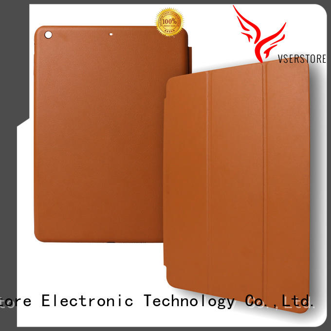 Vserstore durable leather ipad case supplier for ipad air